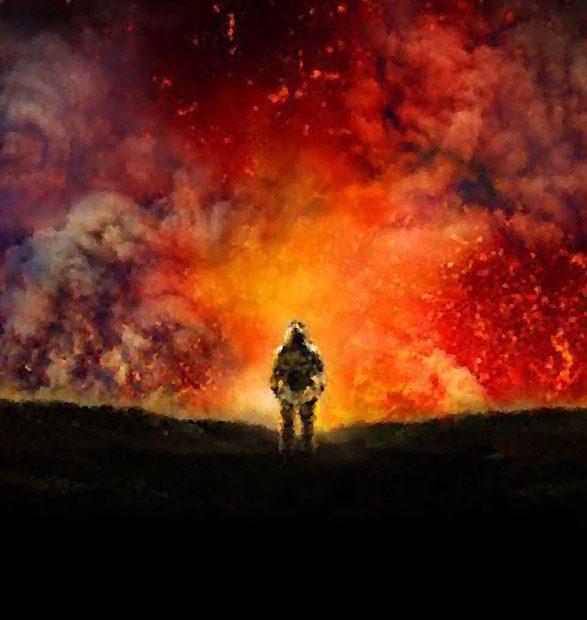 Bajo la sombra del volcán. Aproximaciones al cine de catástrofes