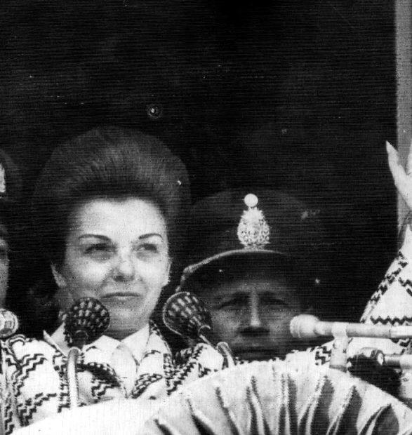 """La presidencia de María Estela Martínez de Perón: la búsqueda de legitimidad y la descalificación del """"otro"""" (1974-1976)"""