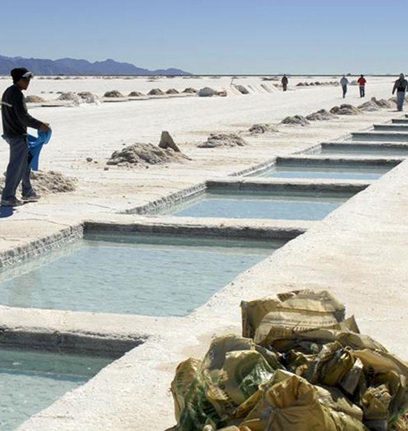 La prehistoria del litio en Argentina