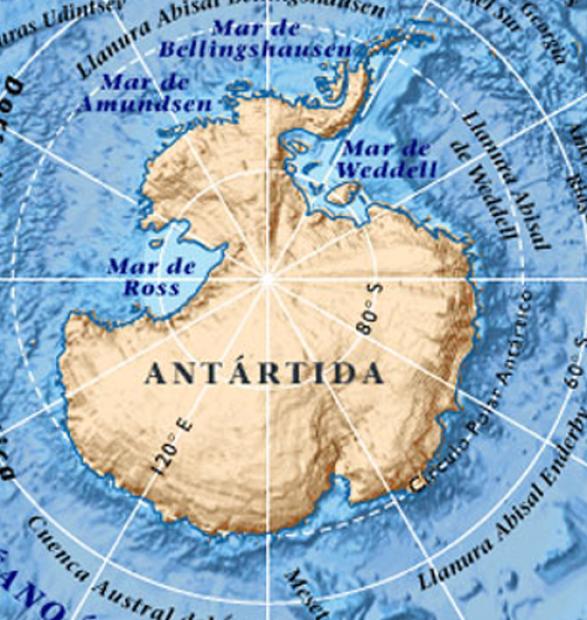 La Antártida Sudamericana. La representación cartográfica austral durante el primer peronismo (1943–1955)