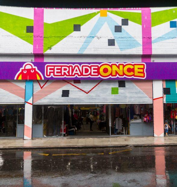 Trabajo en la calle en la Ciudad de Buenos Aires: la Feria de Once como un caso de marginalización incluyente