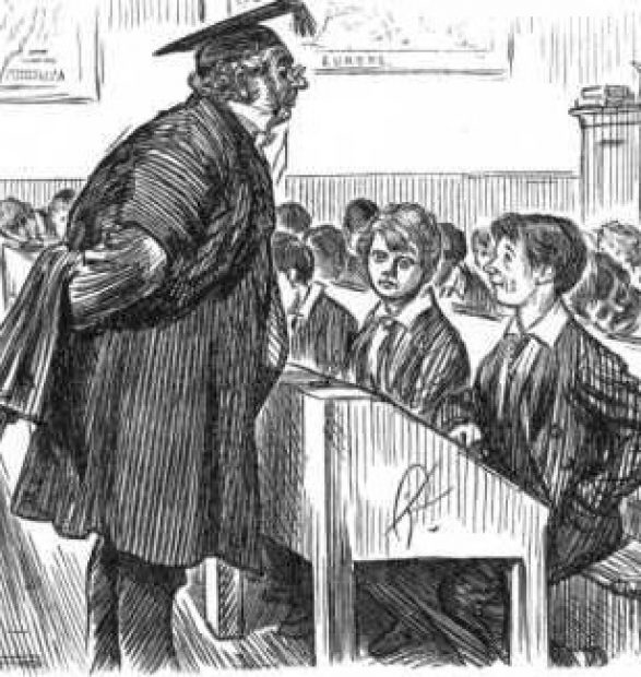 Consideraciones acerca de la autoridad en las escuelas. Capítulo de una experiencia de investigación